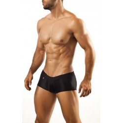 JOE SNYDER černé boxerky s gumou v pase XPS01