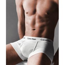 CALVIN KLEIN bílé boxerky Trunk
