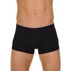 BRUNO BANANI černé hladké boxerky Magic Hip Short