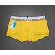 PINK HERO žluté boxerky Muscle
