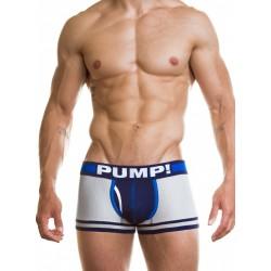 PUMP! pánské světle šedé boxerky Iron Clad Boxer 11039
