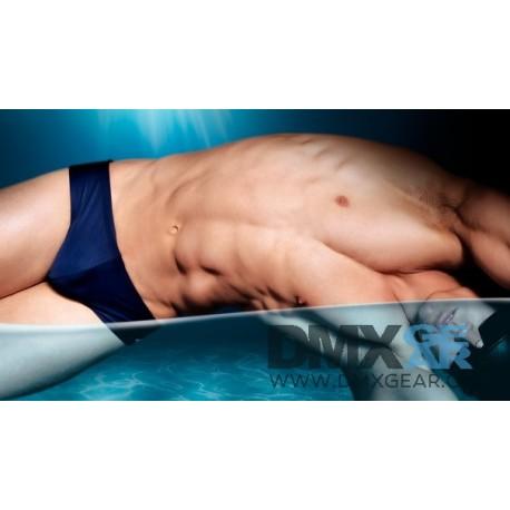 AUSSIEBUM plavky slipové tmavě modré Swish Brief Regatta Velikost M