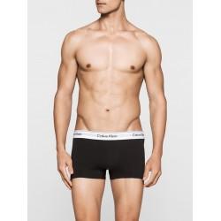 CALVIN KLEIN pánské černé boxerky Modern Cotton Stretch NB1086A
