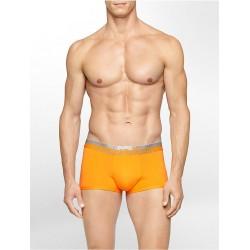 CALVIN KLEIN oranžové boxerky Magnetic Force NB1092