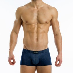 MODUS VIVENDI boxerky klasické džínové Indigo Jeans Boxer 12621