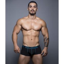 ANDREW CHRISTIAN boxerky černé BLOW Tagless Boxer 90120