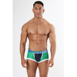 TIMOTEO boxerky zelené Shockwave Trunk
