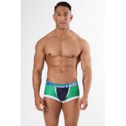 TIMOTEO boxerky zelené Shockwave Trunk UXL1021 GRN