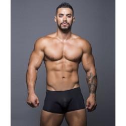 ANDREW CHRISTIAN boxerky černé Body Smoothing Tagless Boxer 90180