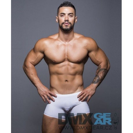 ANDREW CHRISTIAN boxerky bílé Body Smoothing Tagless Boxer 90180