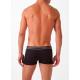 2(X)IST Tvarovací černé push up boxerky Shape-Lift
