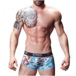 ALEXANDER COBB boxerky Dragon s krátkou nohavičkou