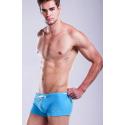 DESMIIT tyrkysové plavky boxerkové Swim Team Turquoise