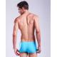 DESMIIT modré plavky boxerkové Pure Blue
