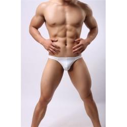 BRAVE PERSON pánská bílá tanga White Thong