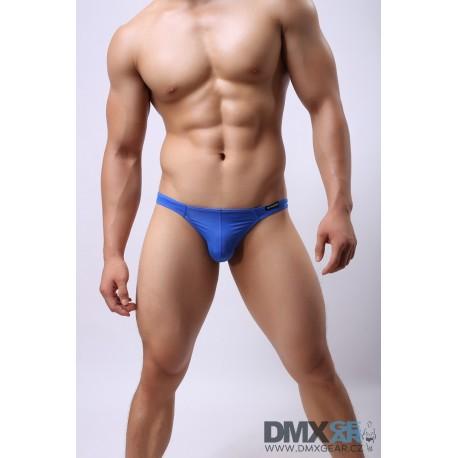 BRAVE PERSON pánská modrá tanga Homme Thong Velikost M