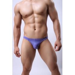 BRAVE PERSON pánská fialová tanga Homme Thong
