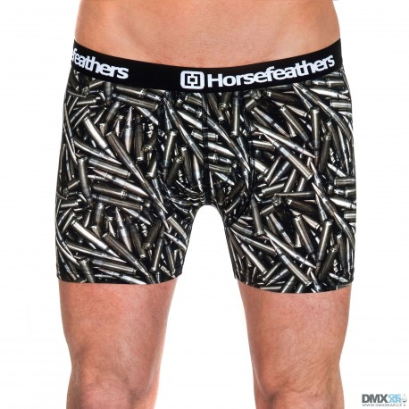 HORSEFEATHERS pánské boxerky Sidney Boxer Shorts Ammo