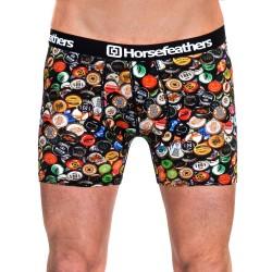 HORSEFEATHERS pánské boxerky Sidney Boxer Shorts Beercaps