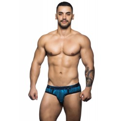 ANDREW CHRISTIAN slipy černé Massive Brief 90324