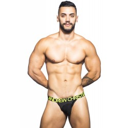 ANDREW CHRISTIAN jocksy černé Reaction Jock 90332