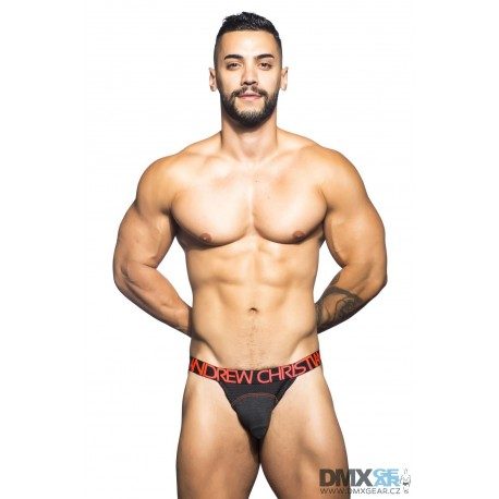 ANDREW CHRISTIAN jocksy šedé Reaction Jock 90332