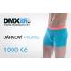 DMXGEAR dárková karta 1000 Kč