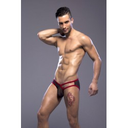 ANDREW CHRISTIAN slipy černé Almost Naked Fling Brief