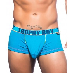 ANDREW CHRISTIAN boxerky modré Trophy Boy Boxer 90472