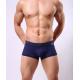 BRAVE PERSON boxerky tmavě modré děrkované Mesh Net