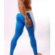 BRAVE PERSON elasťáky dlouhé modré Yoga Gymnastics