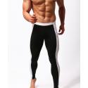 BRAVE PERSON pánské tělové průhledné kalhoty Woxuan