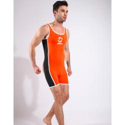 JJ SOX sportovní oranžové body Jumpsuit