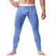 BRAVE PERSON modré dlouhé kalhoty Long John