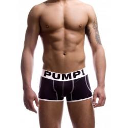 PUMP! pánské černé boxerky Jogger Black 11026