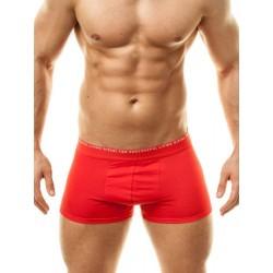 DIESEL pánské boxerky červené Shawn