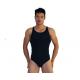 BRAVE PERSON černá pánská body tanga BodyThong
