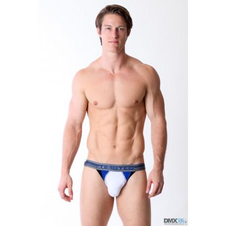 TIMOTEO bílo-modro-šedé jocksy Atletico Jock