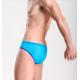 JQK tyrkysové slipy průhledné vzorované Fashion Pants