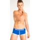MIBOER luxusní modré pánské boxerky Navy