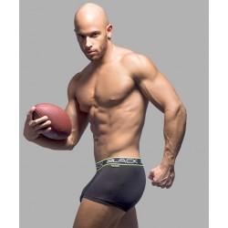 ANDREW CHRISTIAN pánské černé boxerky Black Boxer