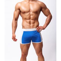 BRAVE PERSON pánské modré boxerky/pánské šortky sportovní Sport