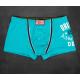 PINK HERO světle modré pánské boxerky Printed Pure