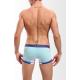 SEOBEAN světle modré pánské boxerky TopGun