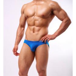 BRAVE PERSON sportovní modré slipy Blue