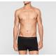 CALVIN KLEIN černé pánské boxerky Iron Strength Cotton NB1071A