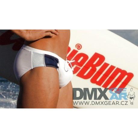 08cb58d10 AUSSIEBUM plavky slipové bílé WJ Storm Robotnik - DMXgear