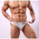 Brave Person pánská bílá průhledná tanga Ultra Thin White Thong