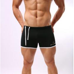 BRAVE PERSON černé plavky boxerkové Pure