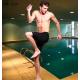 AQUX plavky boxerkové černé Winner
